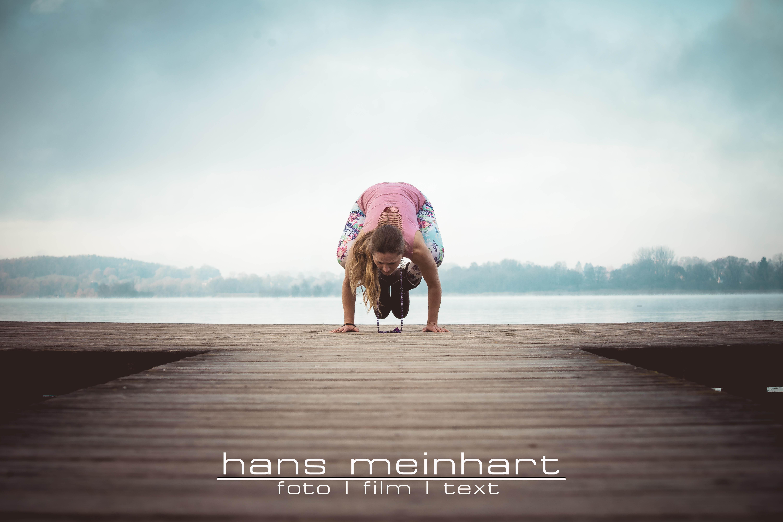 Businessfotos für Print und Web für Olga und ihr Yoga