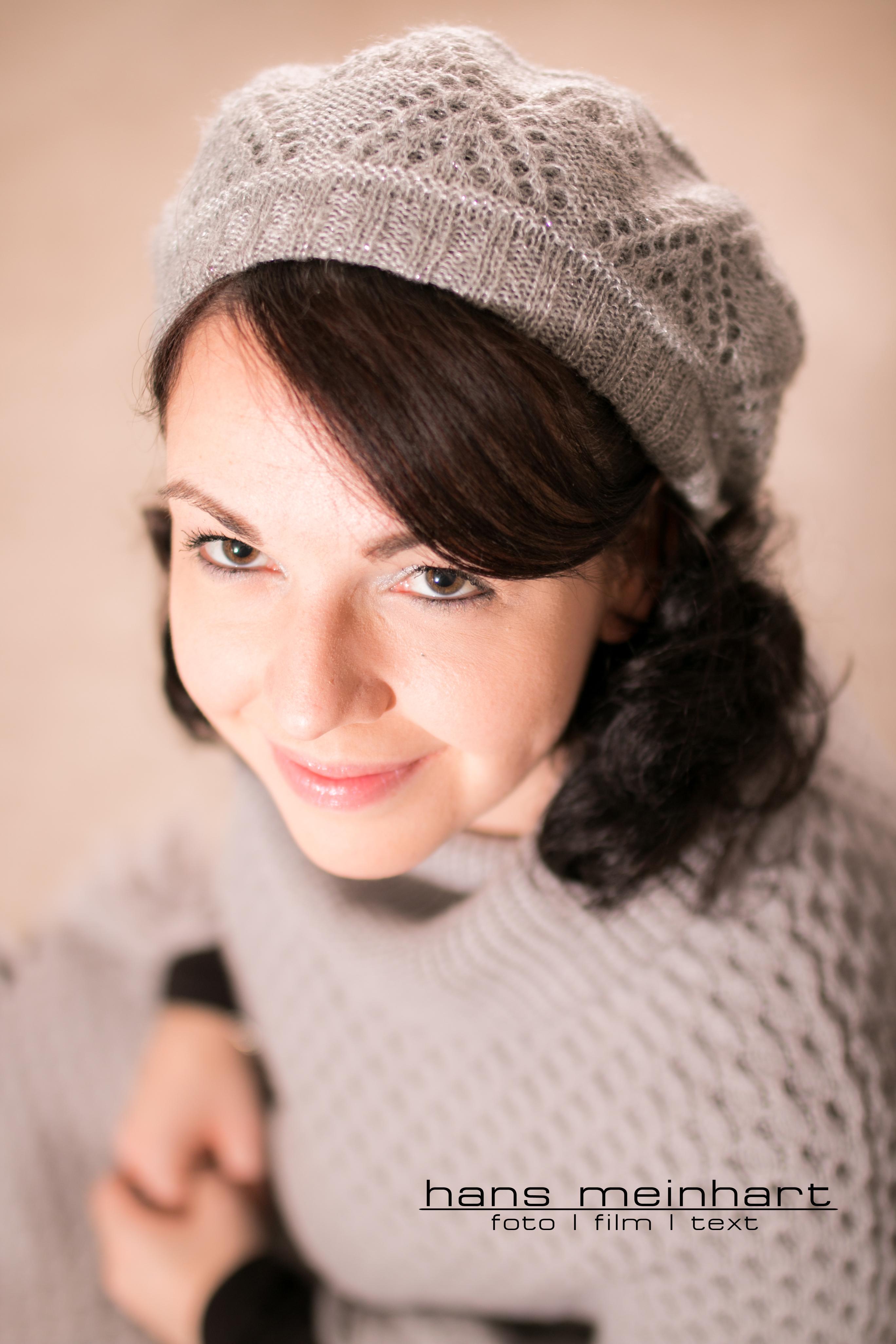 Portraitshooting mit Claudia im Studio