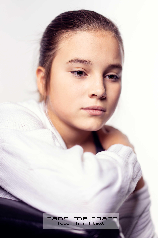 Portraitshooting mit angehendem Supermodel