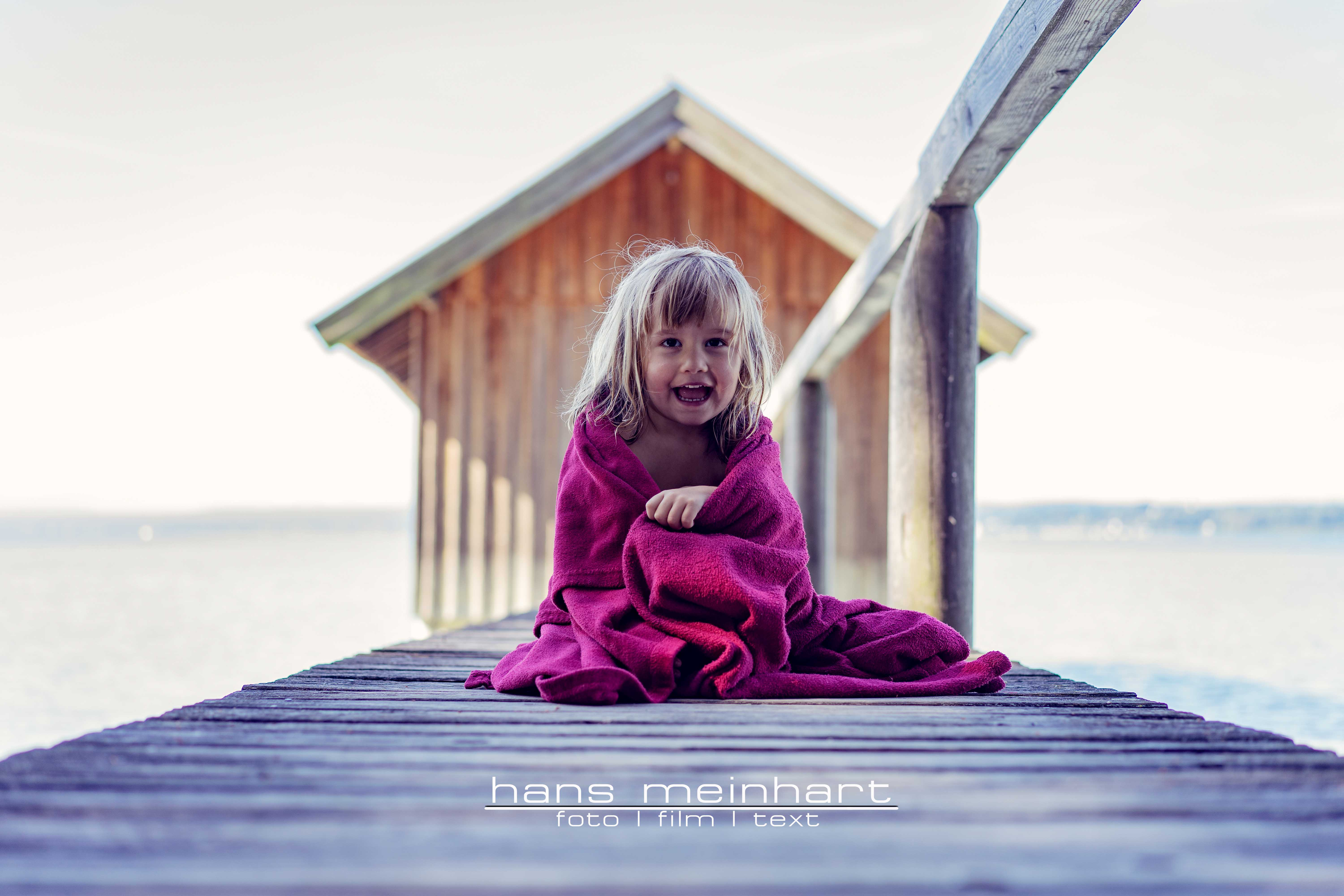 Tolles Familienshooting am Ammersee