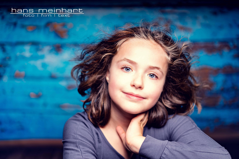 Tolles Kinder-Fotoshooting mit Maria