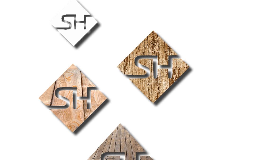 Logo-Design für Bodenlegerfirma
