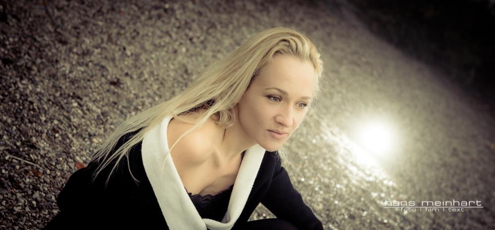 Tolles Portraitshooting mit Johanna am Ammersee