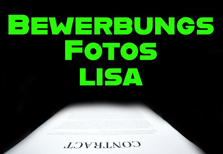 Bewerbungsfotos mit Lisa